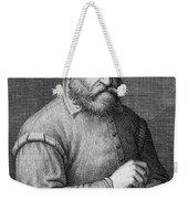 Giacomo Barozzi Da Vignola (1507-1573) Weekender Tote Bag