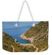 Gialia Beach Alonissos Weekender Tote Bag