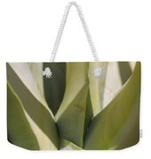 Giant Agave Abstract 7 Weekender Tote Bag