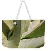 Giant Agave Abstract 8 Weekender Tote Bag