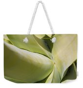 Giant Agave Abstract 9 Weekender Tote Bag