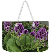 Giant Daisy In Full Bloom Campbell Weekender Tote Bag