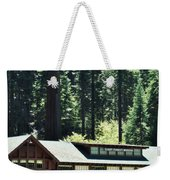 Giant Forest Museum Portrait Weekender Tote Bag