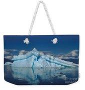 Giant Ice Floes Weekender Tote Bag