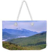 Giant Mountain From Owls Head Weekender Tote Bag