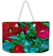 Giant Poppies Weekender Tote Bag
