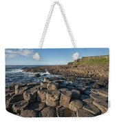 Giant S Causeway, Antrim Coast Weekender Tote Bag