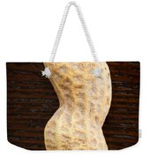 Giant Single Peanut  Weekender Tote Bag