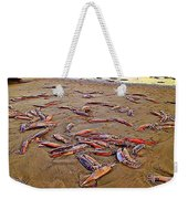 Giant Squid Capitola Beach Weekender Tote Bag
