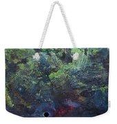 Giant Supernova Weekender Tote Bag