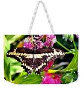 Giant Swallowtail Weekender Tote Bag