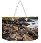 Giant's Causeway Circle Of Stones Weekender Tote Bag