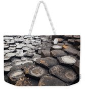 Giant's Causeway Hexagons Weekender Tote Bag