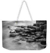 Giant's Causeway Waves  Weekender Tote Bag