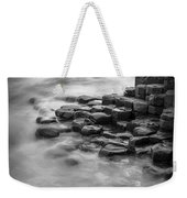 Giant's Causeway Waves  Weekender Tote Bag