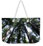 Giants Of The Forest Weekender Tote Bag