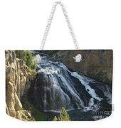 Gibbon Falls I Weekender Tote Bag