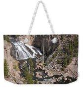 Gibbon Falls Weekender Tote Bag