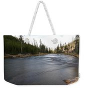 Gibbon River Weekender Tote Bag
