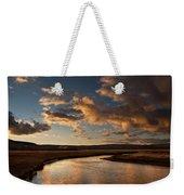 Gibbon River Yellowstone Weekender Tote Bag