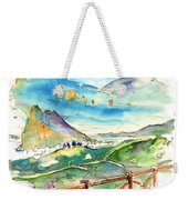 Gibraltar 02 Weekender Tote Bag