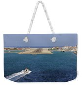 Gibraltar International Airport Weekender Tote Bag