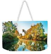 Gibralter Mi Waterway Weekender Tote Bag