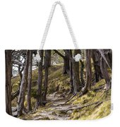 Gibraltar Rock Trail Wisconsin Weekender Tote Bag