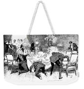 Gibson: Fans And Gloves Weekender Tote Bag