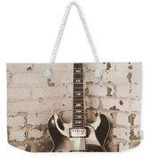 Gibson In Sepia Weekender Tote Bag