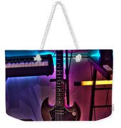Gibson In Studio Weekender Tote Bag