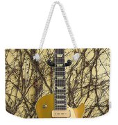 Gibson Les Paul Gold Top '56 Guitar Weekender Tote Bag