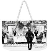 Gibson: Lucky Rich, 1896 Weekender Tote Bag