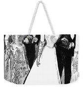 Gibson: The Debutante, 1899 Weekender Tote Bag