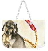 Gift Basket Weekender Tote Bag