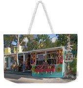 Gift Shop In Key West Weekender Tote Bag