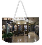 Gift Shops Queen Mary Ocean Liner Weekender Tote Bag