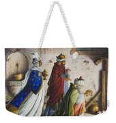 Bearing Gifts Weekender Tote Bag