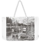Gig Harbor Entrance Weekender Tote Bag