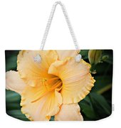 Gild The Lily Weekender Tote Bag