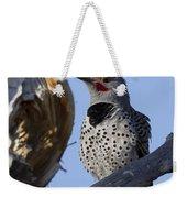Gilded Flicker Weekender Tote Bag