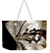 Gilded Lilies 3 Weekender Tote Bag