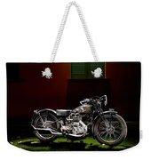 Gilera Vl Lusso And Italian House Weekender Tote Bag