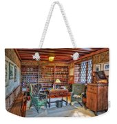 Gillette Castle Library Weekender Tote Bag
