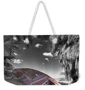 Gilligans Island Black And White 2 Weekender Tote Bag