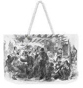 Gin Mill: London, 1861 Weekender Tote Bag