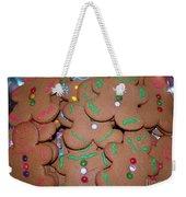 Gingerbread Cookies Weekender Tote Bag