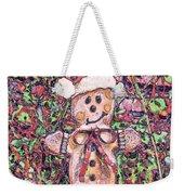 Gingerbread Fantastico Weekender Tote Bag