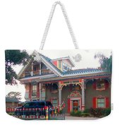 Gingerbread House - Metairie La Weekender Tote Bag