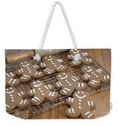 Gingerbread Man Cookies Weekender Tote Bag